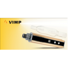 VIMP Advanced Dry Herb & Shatter Vaporizer with Water Bubbler