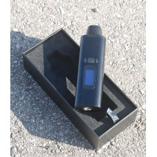 Advanced Dry Herb Vaporizer Black